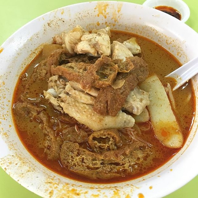 Heng Kee Curry Chicken Noodle