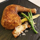 Leg Of Poulet (Main Course Of Dinner Tasting Menu, $46+)