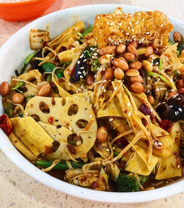 Mala Xiang Guo (Price varies).