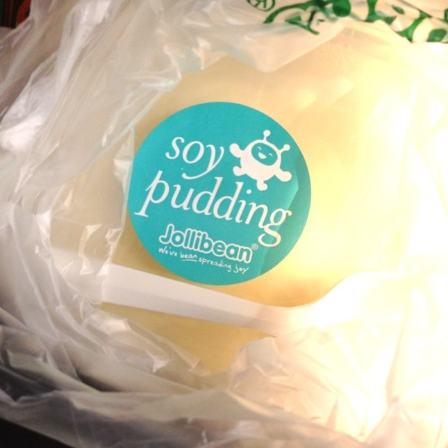 Soy Pudding