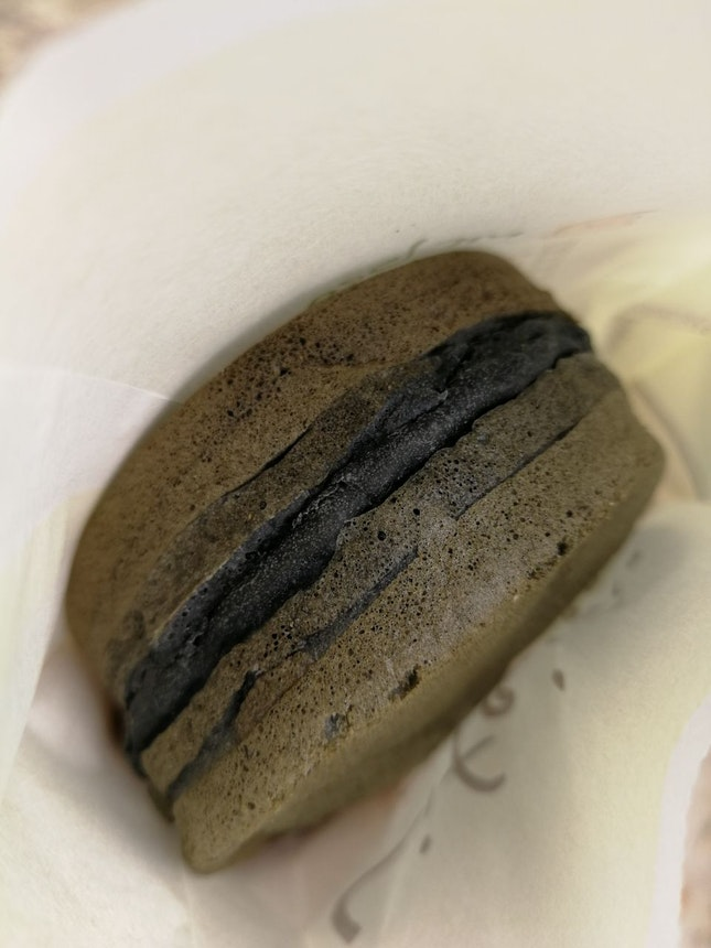 Black Soya Custard