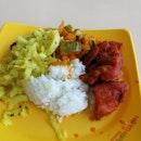Fish, Cabbage & Cucumber