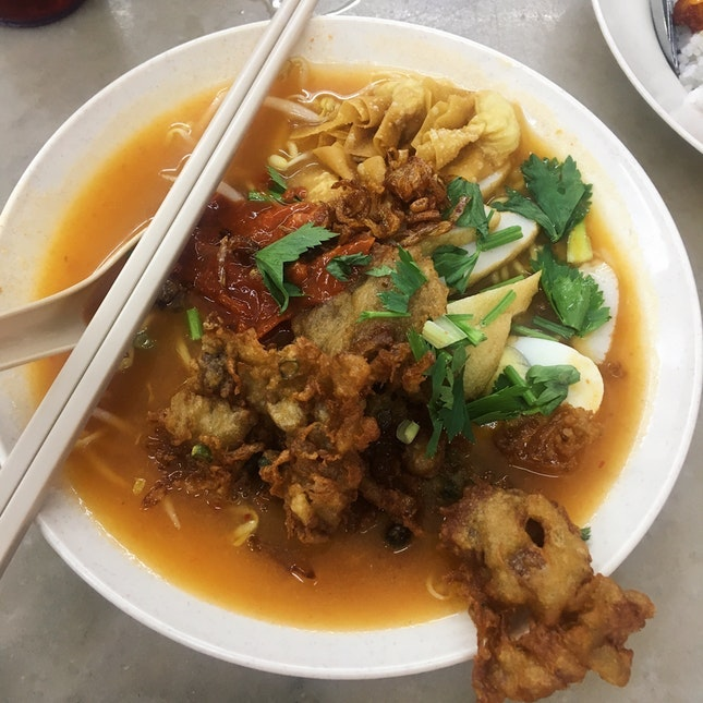 For Reliably Good Hawker Fare