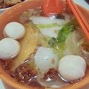 Guo tiao tang for dinner!