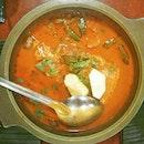 #dinner #gayatri #fishheadcurry #sgfood #burpple #edpeneats