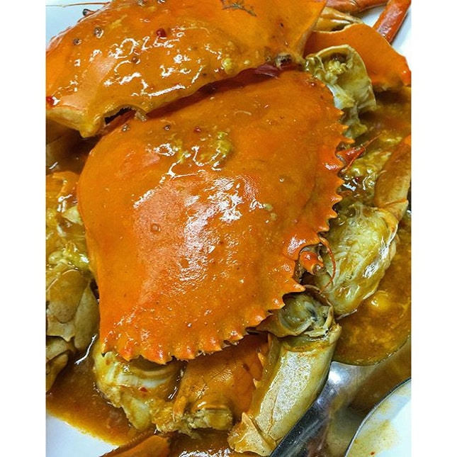 Here's that other crab dish we ordered.