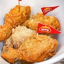 The fried chicken that represents the world to an entire nation.