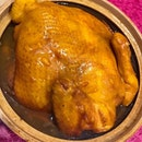 The story of a concubine (chicken) — fed to plump perfection, dressed with glistening glow, then chopped up with such senseless savageness.