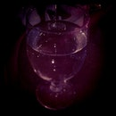 dark glass drink