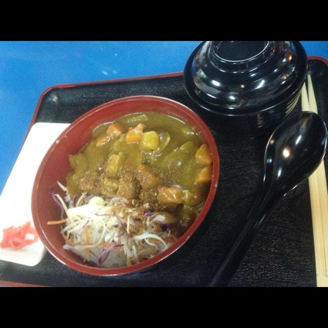 Katsura Curry Don