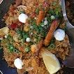Seafood Paella ($12/18/30)