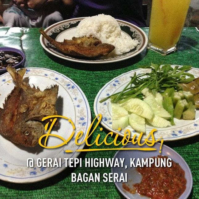Menu Makanan Kampung By Kasturi Fuad Burpple