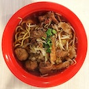 #AnythingAlsoEat - Hock Lam Beef Noodles ~•~•~•~•~ A hearty treat for a Saturday afternoon.