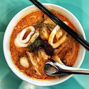 #AnythingAlsoEat - Seafood Laksa from Prive ACM ~•~•~•~•~ TGIF!