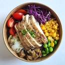 #AnythingAlsoEat - Chicken Grain Bowl from @donplayplaysg ~•~•~•~•~The good folks at @donplayplaysg now delivers to the CBD!