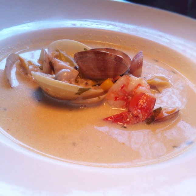 Seafood Creamy