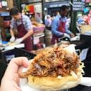 Le Marché du Quartier Duck Confit Sandwich