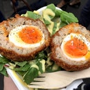 Scotchtails Scotch Egg Salad