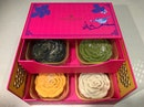 Snowskin Mooncake: Tea Collection