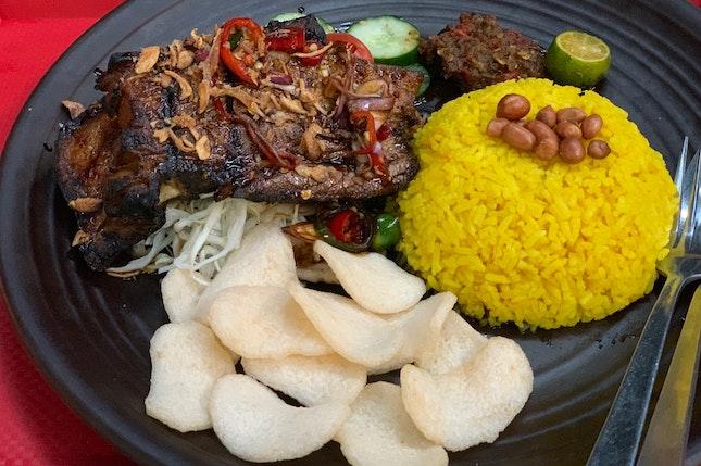 Pork Belly Bakar