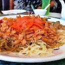 發啊 發啊 發啊! 新年我最發! #yeesang #cny #daysix #family #lunch #lousang