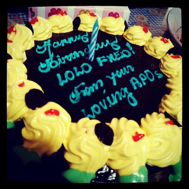Happy Birthday Dad Birthday Birthdaycake Fam 281