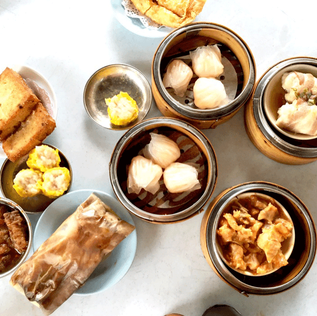 For Suppertime Dim Sum