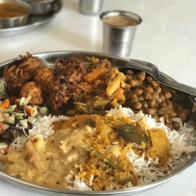 For Soulful Indian Vegetarian