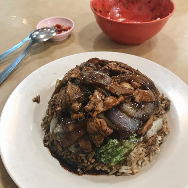 For Stalwart Steamed Rice