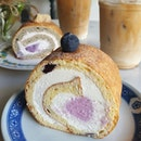 For Tea-centric Swiss Rolls in the North