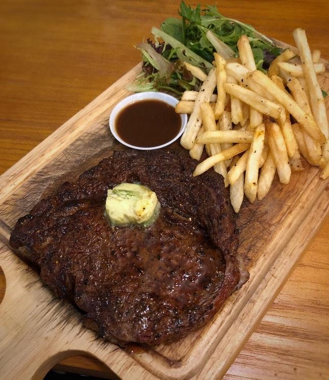 For a Casual Steak Spot